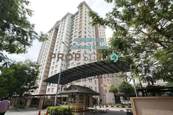 For Sale Condominium at Puncak Damansara, Bandar Utama Freehold Unfurnished 3R/2B 430k