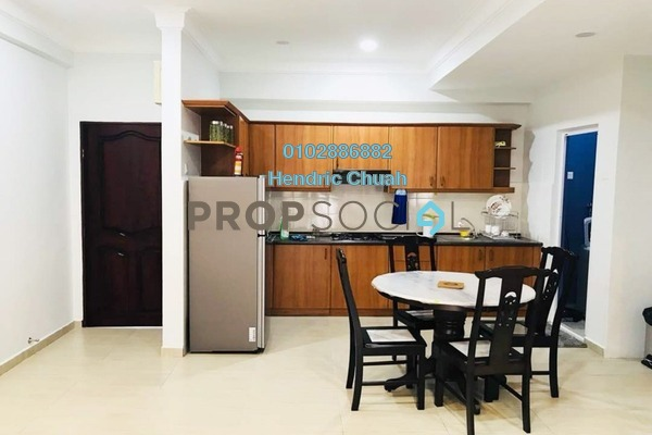 For Rent Condominium at Teluk Kemang, Port Dickson Freehold Fully Furnished 1R/1B 1.8k
