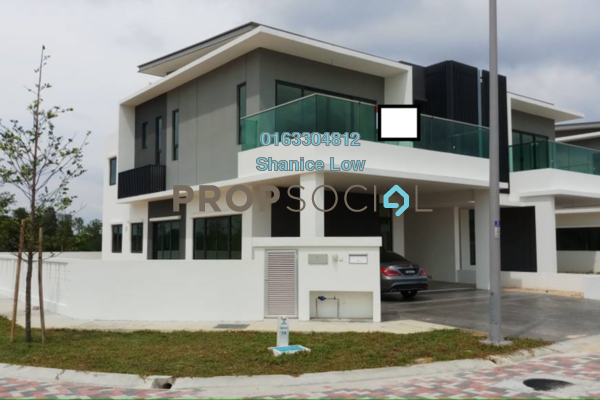For Sale Semi-Detached at D'Island, Puchong Freehold Unfurnished 6R/6B 2.05m
