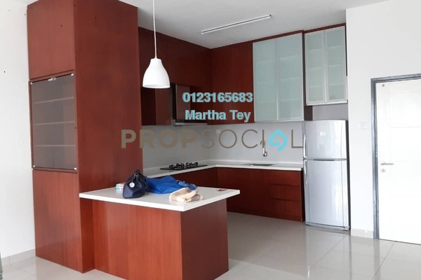 For Sale Serviced Residence at Da Men, UEP Subang Jaya Freehold Semi Furnished 2R/2B 820k