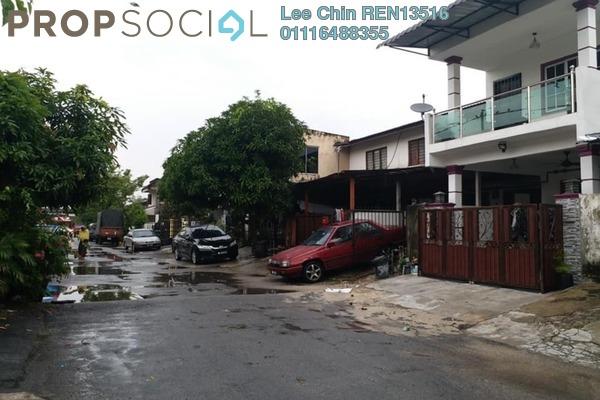 For Sale Terrace at Taman Cuepacs, Batu 9 Cheras Freehold Unfurnished 2R/2B 255k