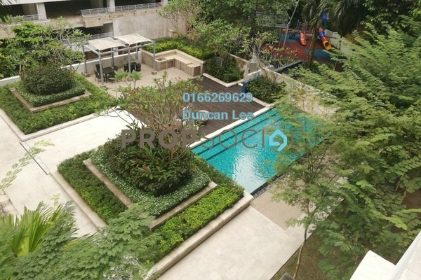 For Sale Condominium at Kiara 1888, Mont Kiara Freehold Semi Furnished 6R/7B 2.4m