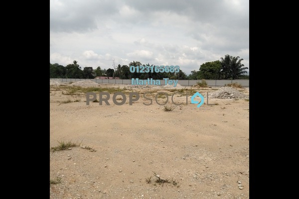 For Sale Land at Beranang Industrial Park, Semenyih Freehold Unfurnished 0R/0B 6.8m