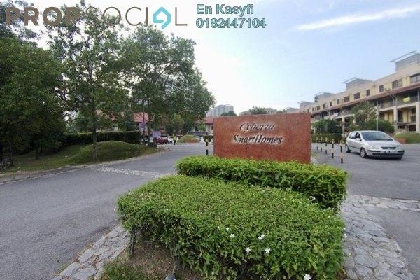 For Sale Condominium at Cyberia SmartHomes, Cyberjaya Freehold Unfurnished 3R/2B 295k