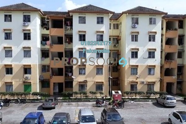 For Sale Apartment at Goodyear Court 5, UEP Subang Jaya Freehold Unfurnished 3R/2B 300k