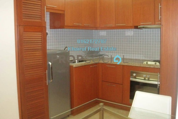 For Rent Condominium at 10 Semantan, Damansara Heights Freehold Fully Furnished 1R/1B 1.6k