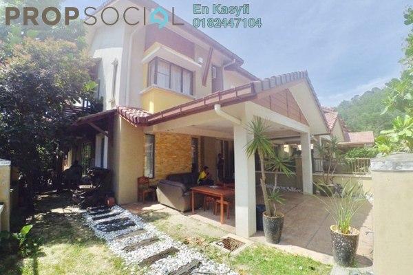For Sale Terrace at Garden Park Homes, Cahaya SPK Leasehold Semi Furnished 5R/5B 790k