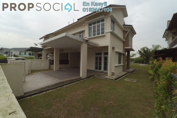 For Sale Semi-Detached at Cempaka Puri Twin Villas, Kota Seriemas Freehold Semi Furnished 4R/4B 890k