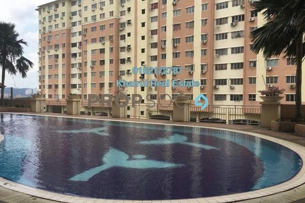 For Sale Apartment at Suria Kinrara, Bandar Kinrara Freehold Fully Furnished 3R/2B 210k