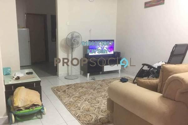 For Sale Superlink at Taman Kajang Utama, Kajang Freehold Semi Furnished 4R/3B 470k