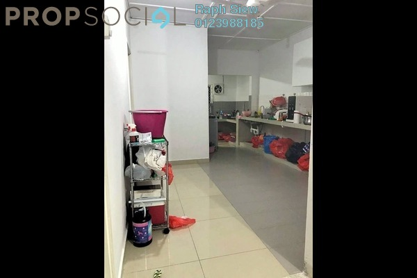 For Rent Terrace at SS12, Subang Jaya Freehold Semi Furnished 3R/2B 1.7k