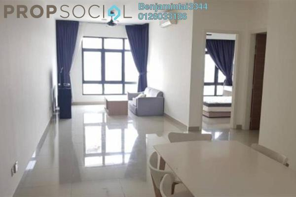 For Rent Condominium at Pearl Suria, Old Klang Road Freehold Fully Furnished 3R/2B 2.6k