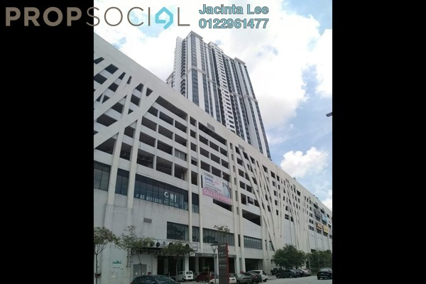 For Sale Serviced Residence at Encorp Strand Residences, Kota Damansara Leasehold Semi Furnished 1R/1B 414k
