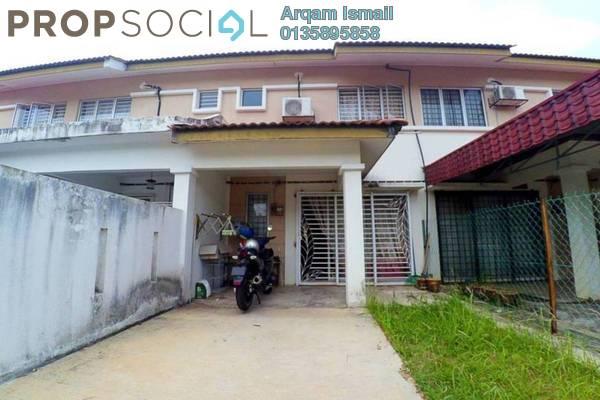 For Sale Terrace at Saujana Rawang, Rawang Freehold Unfurnished 3R/2B 290k