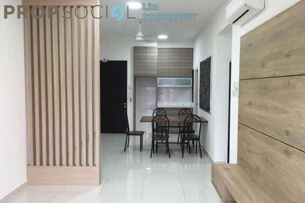 For Rent Condominium at Seasons Garden Residences, Wangsa Maju Freehold Fully Furnished 3R/2B 2.4k