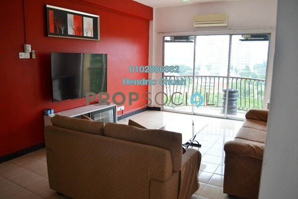For Sale Condominium at Tasik Mewah Condominium, Seremban Freehold Fully Furnished 3R/2B 335k