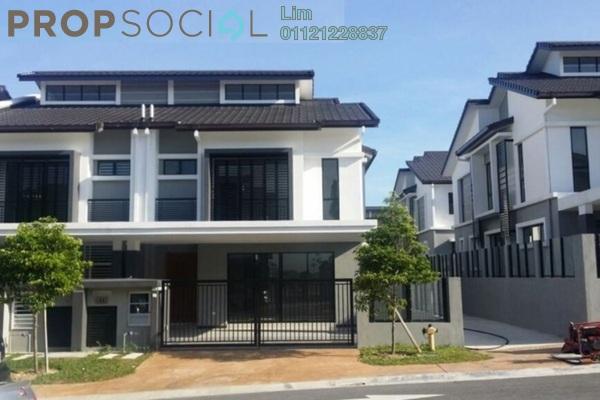 For Sale Link at Saffron Hills, Denai Alam Freehold Unfurnished 4R/3B 900k