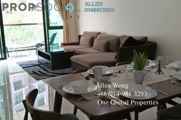 For Rent Condominium at Impiana Residences, Iskandar Puteri (Nusajaya) Freehold Fully Furnished 3R/3B 2k