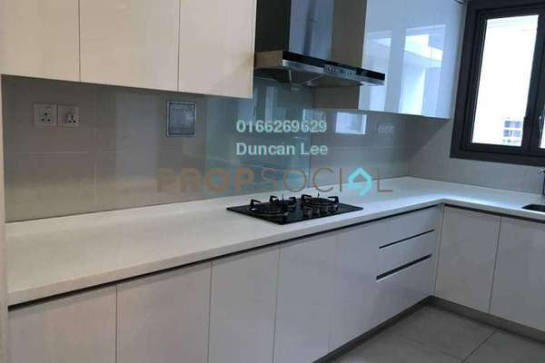 For Sale Condominium at Seni, Mont Kiara Freehold Fully Furnished 4R/3B 2.1m