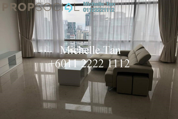 For Rent Serviced Residence at Banyan Tree, KLCC Freehold Fully Furnished 3R/3B 10k