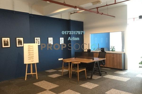 For Sale Office at Metropolitan Square, Damansara Perdana Freehold Semi Furnished 0R/0B 286k