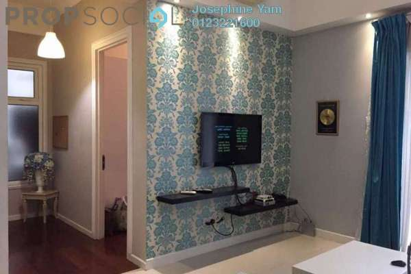 For Sale Condominium at Gaya Bangsar, Bangsar Freehold Fully Furnished 1R/1B 750k