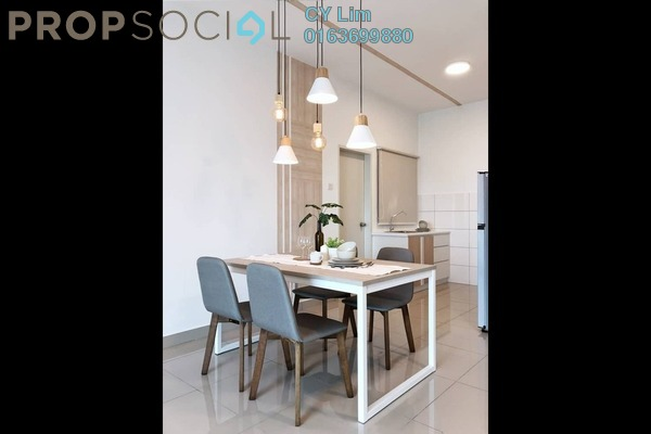For Sale Condominium at Parkhill Residence, Bukit Jalil Freehold Fully Furnished 3R/2B 710k
