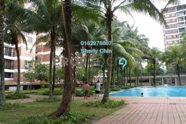 For Rent Condominium at Forest Green, Bandar Sungai Long Freehold Fully Furnished 3R/2B 1.38k