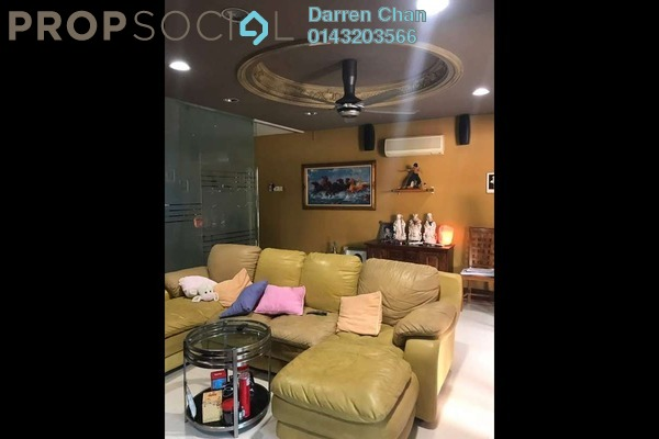 For Sale Terrace at Puchong Hartamas, Puchong Freehold Semi Furnished 4R/3B 760k