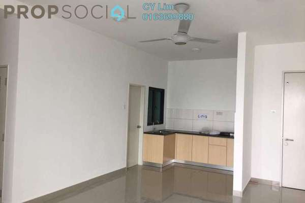 For Rent Condominium at Parkhill Residence, Bukit Jalil Freehold Semi Furnished 3R/2B 2.1k