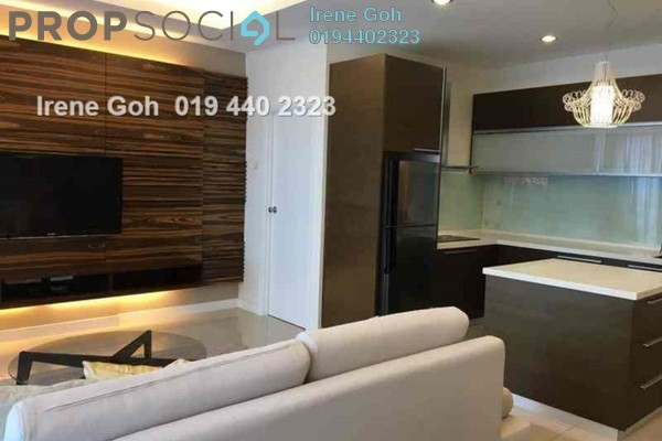For Sale Condominium at Birch The Regency, Georgetown Freehold Fully Furnished 2R/2B 735k