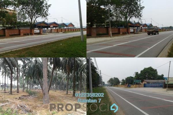 For Sale Land at Kampung Baharu Sepang, Sepang Freehold Unfurnished 0R/0B 4.6m