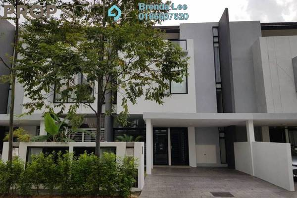 For Sale Terrace at Blu Constellation, Seri Kembangan Leasehold Semi Furnished 5R/5B 1.2m