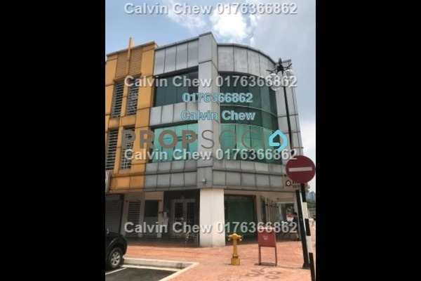 For Sale Shop at Kuchai Business Park, Kuchai Lama Freehold Unfurnished 0R/0B 2.41m