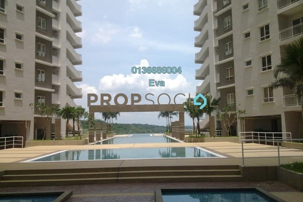 For Rent Condominium at Cova Suite, Kota Damansara Freehold Semi Furnished 3R/2B 2.2k