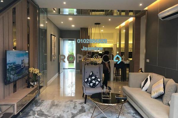 For Sale Condominium at Riana Dutamas, Segambut Freehold Unfurnished 1R/1B 397k