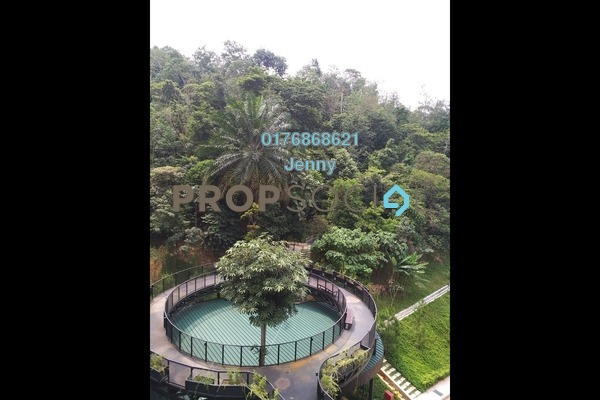 For Rent Condominium at Sutera Pines, Bandar Sungai Long Freehold Semi Furnished 3R/2B 1.3k