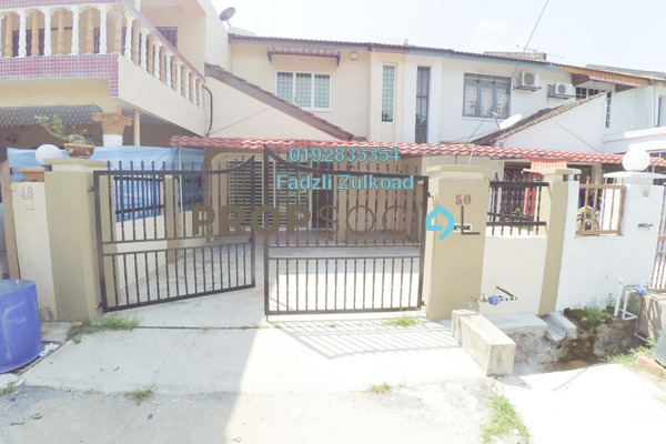 For Sale Terrace at Taman Puchong Perdana, Puchong Leasehold Unfurnished 4R/2B 460k
