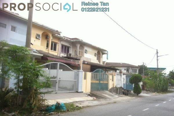 For Sale Terrace at Taman Sungai Besi, Sungai Besi Freehold Unfurnished 5R/3B 720k