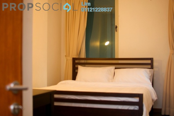 For Rent Condominium at Suasana Sentral Loft, KL Sentral Freehold Fully Furnished 1R/1B 3.5k