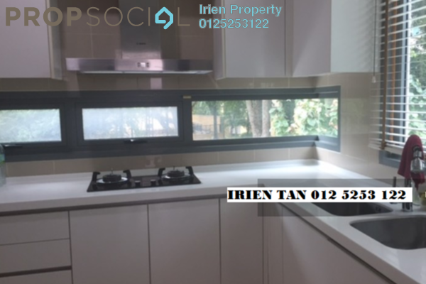 For Sale Condominium at The Residence, Mont Kiara Freehold Semi Furnished 7R/5B 9m