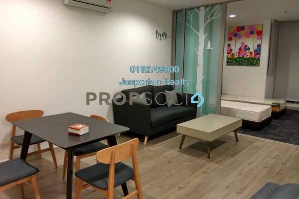 For Rent Serviced Residence at 3Elements, Bandar Putra Permai Freehold Semi Furnished 1R/1B 800translationmissing:en.pricing.unit