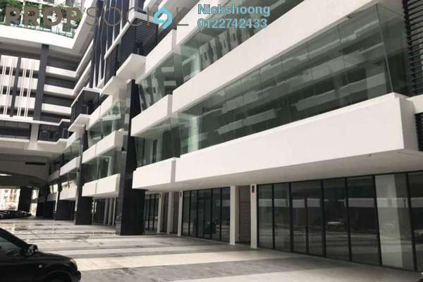 For Rent Shop at KL Traders Square, Kuala Lumpur Freehold Unfurnished 0R/0B 15k