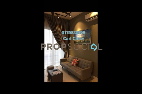 For Rent Condominium at Desa Green Serviced Apartment, Taman Desa Freehold Fully Furnished 2R/2B 2.2k
