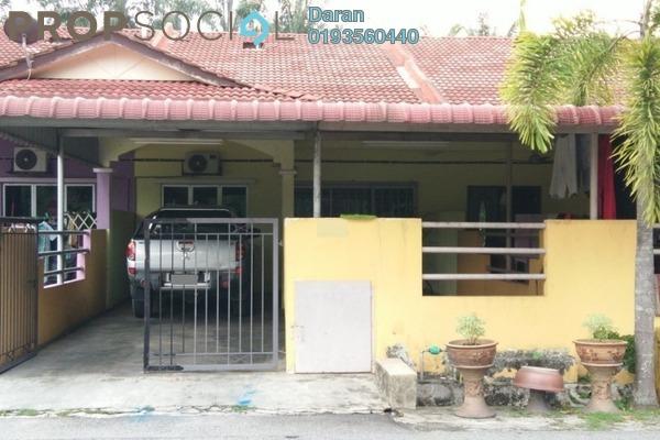 For Sale Terrace at Taman Meru Makmur 1, Meru Freehold Semi Furnished 4R/2B 339k