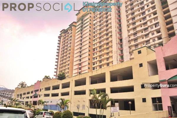 For Sale Condominium at Venice Hill, Batu 9 Cheras Freehold Semi Furnished 3R/2B 368k