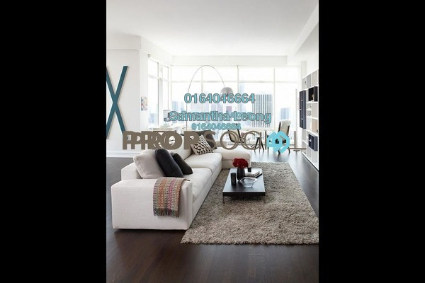 For Sale Condominium at Urbana Residences @ Ara Damansara, Ara Damansara Freehold Semi Furnished 3R/2B 600k