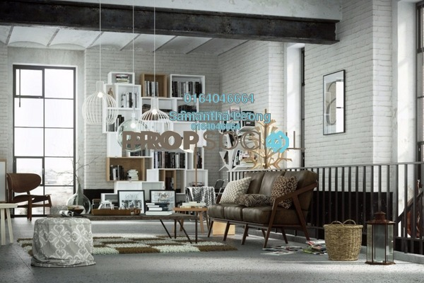 For Sale Condominium at Riana Green, Tropicana Freehold Semi Furnished 3R/2B 580k