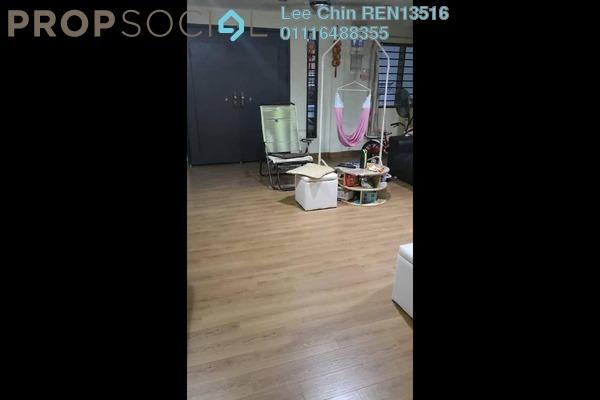 For Sale Terrace at Taman Taming Jaya, Balakong Freehold Semi Furnished 4R/3B 638k