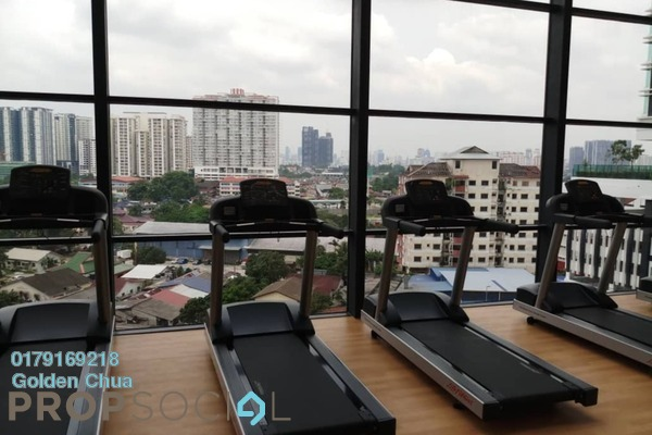 For Rent Condominium at KL Traders Square, Kuala Lumpur Freehold Unfurnished 4R/2B 1.4k